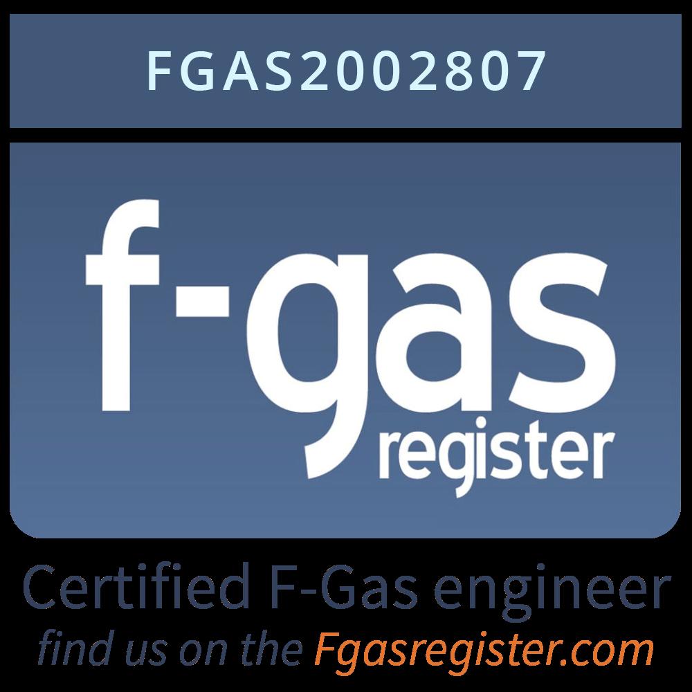 FGAS2002807 Sheppey Caravans F-Gas Register